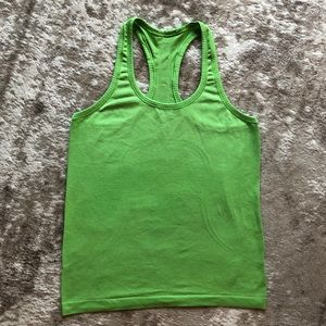 Lululemon Swiftly Tech Tank Size 8
